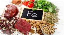 مواد غذایی سرشار از آهن را بشناسید (بخش دوم)