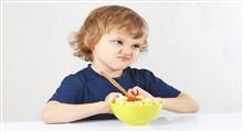 نحوه برخورد با کودکان کم غذا