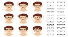 چه فریم عینکی مناسب صورت شماست؟