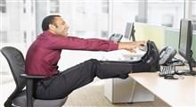 چگونه در محل کار ورزش کنیم؟ (بخش اول)