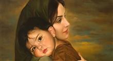 بررسی نقش مادر در تربیت کودکان
