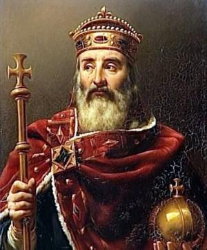 امپراطور شارلمان