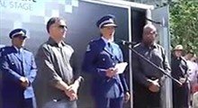 تسلیت خانم رئیس پلیس نیوزلند!