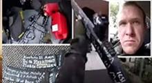 فیلم خشن و دلخراش از حمله تروریستی به مسجدی در نیوزلند!