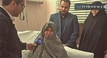 مادر سه شهیدی که هیچ پرونده ای در بنیاد شهید ندارد!