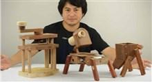 ترفند | 4 اختراع ساده چوبی ساده