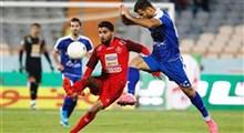 خلاصه بازی پرسپولیس 2-1 گل گهر سیرجان از هفته 14 لیگ برتر