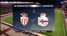 دیدار خاطره انگیز موناکو 8-3 دپورتیوو