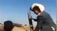 خمپاره دستساز نوجوانان یمنی