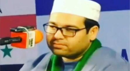 تلاوت زیبای استاد سیدمحمد جواد حسینی آیات 43 و 44 سوره مبارکه احزاب