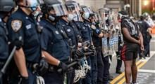 ویدئو جنجالی از دستبند زدن پلیس آمریکا به دست کودک ۸ ساله