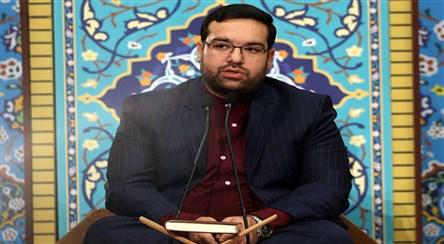 فراز زیبای تلاوت استاد محمدجواد حسینی/ طه 17-20