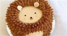 کیک|طرز تهیه کیک جوجه تیغی