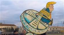 تظاهرات برای خروج نظامیان آمریکا از ایتالیا