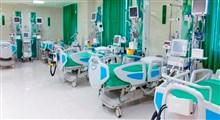 تجهیز پنج روزه بیمارستان  هزار تخت خوابى ویژه کرونا
