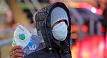 تصاویری از صف مردم کره جنوبی برای گرفتن ماسک