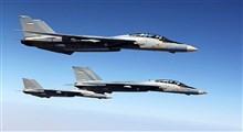 نماهنگ   پرواز اف۴ ایران بر فراز آسمان