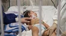 روایت تلخ کرونا در بیمارستان کودکان