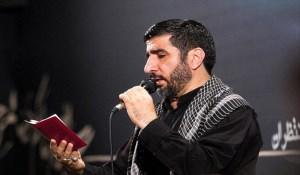 مداحی حاج مهدی سلحشور/ محرم 98 شب دوم بیت رهبری