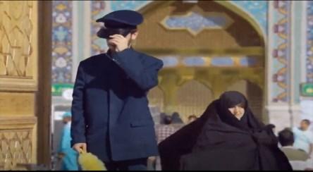 اولین دوربین مخفی در حرم امام رضا(ع)