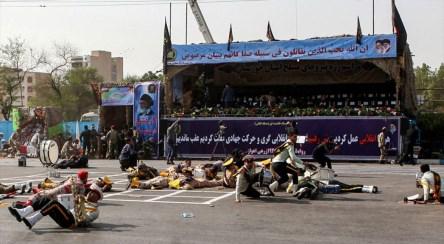 رد خون؛ سالگرد شهدای حمله تروریستی اهواز