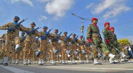 شروع رژه 31 شهریور با نوای مختارنامه