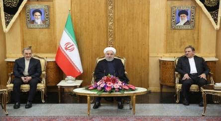 روحانی قبل از سفر به نیویورک: تحریمها علیه ایران نشانه درماندگی امریکاییها