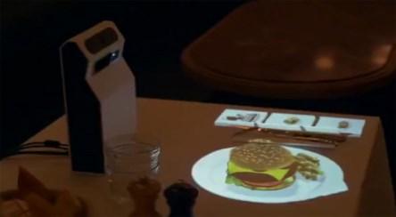 منوی خلاقانه یک رستوران؛ غذایتان را پیش از سفارش ببینید