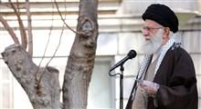 توصیه  رهبر معظم انقلاب به توسل به پرودگار و درخواست کمک از خدا