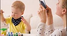 سوءاستفاده اینستاگرامی والدین از کودکان