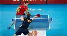 5 ضربه شگفتانگیز در تنیس روی میز