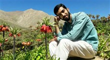 فیلمی از وضو گرفتن شهید محسن حججی در صحن امام رضا(ع)