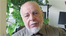 بغض استاد ۹۵ ساله ایرانی دانشگاه هاروارد در ارتباط زنده با تلویزیون ایران