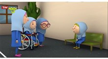 کارتون مهارتهای زندگی | دوستان مجازی