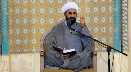 سوال مهم زیارت عاشورا   حجت الاسلام مهدوی ارفع