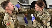 آموزش نحوه ساختن ماسک توسط ارتش ایالات متحده