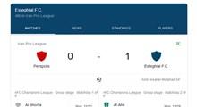 گل اول استقلال به پرسپولیس در دربی 91 (17آبان 98)