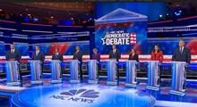 مناظره دموکراتها| اقتصاد امریکا به نفع ثروتمندان است