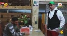 ماجراهای آقای جویا | گارسون رستوران