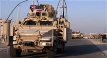 حمله به کاروان ارتش اشغالگر آمریکا در عراق