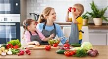 نقش موثر تغذیه در رشد کودکان