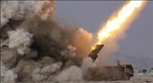 حمله موشکی غزه به اراضی اشغالی