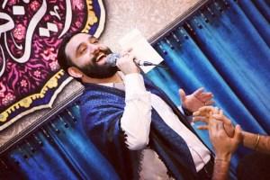 مداحی میلاد امام رضا(ع)/ مقدم: جز عشقت زخم قلبم مرحم و تسکین نداره
