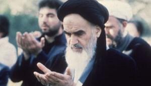 شکستن قدرت پوشالی غربی ها/امام خمینی(ره)
