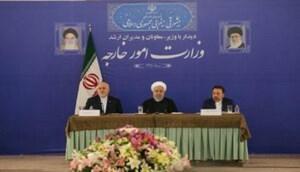 روحانی: ظریف مجتهد سیاسی است