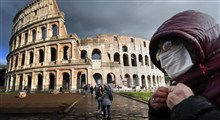 ۶۰ میلیون ایتالیایی در قرنطینه
