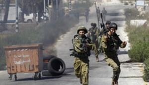 فرار سربازان صهیونیستی از دست فلسطینیها