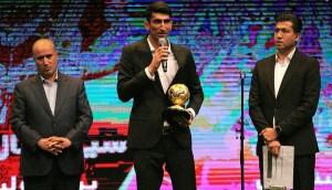 نگاهی به مراسم برترین های سال فوتبال ایران