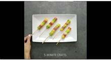 آشپزی | تزیین میوه 2