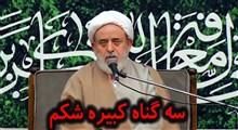 سه گناه کبیره | استاد حسین انصاریان
